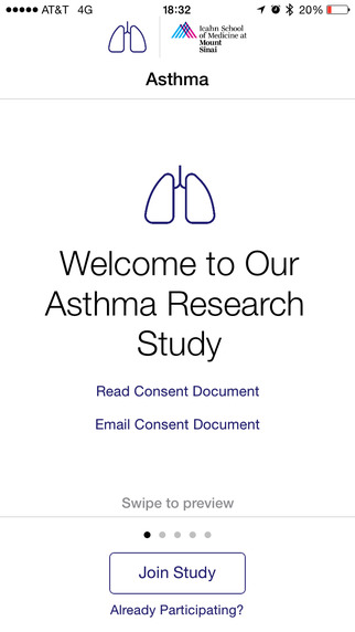 Asthma Health by Mount Sinai