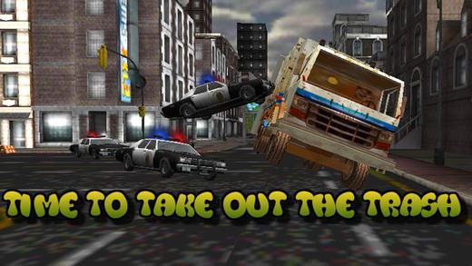 Garbage Truck Joyride Racing