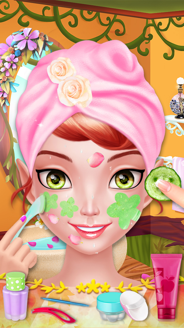 App shopper magical fairies four seasons beauty salon for 4 seasons beauty salon