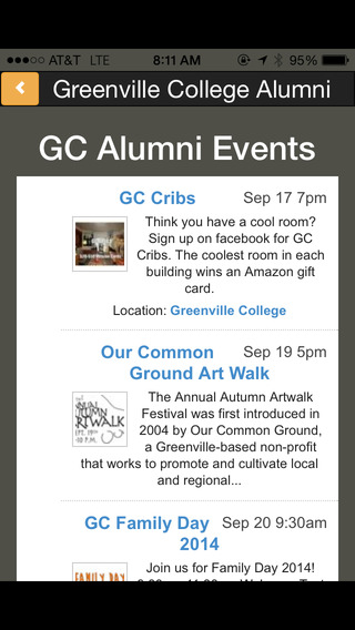 GC Alumni Network