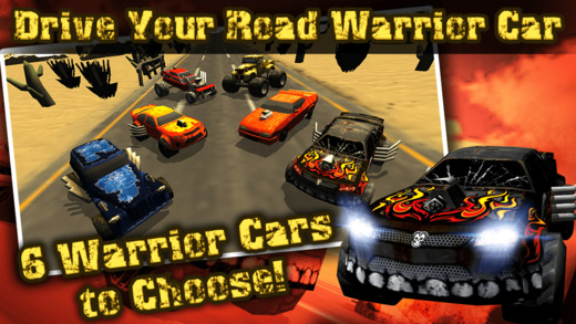 A Mad Road Warrior Extreme Real Car Racing: 3D Race Simulator Game