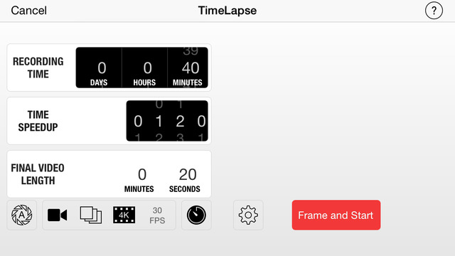 TimeLapse - Free
