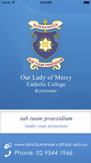 Our Lady of Mercy Catholic College Burraneer - Skoolbag