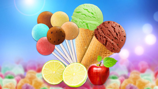 Sweet Dessert Maker - Cake Ice-cream and Lollipop-Making Kids Food Game