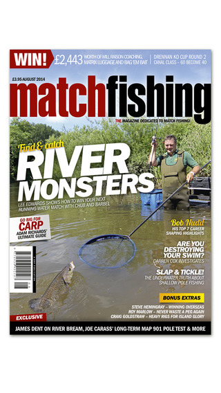 Match Fishing - The match anglers' monthly bible