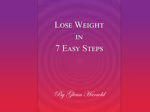 Lose Weight Now Hypnosis HD Video App by Glenn Harrold iPad Screenshot 4