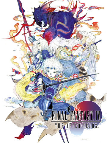 FINAL FANTASY IV: THE AFTER YEARS на iPad