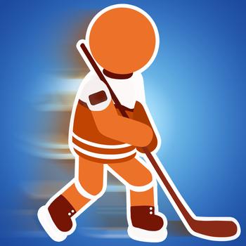 Stickman Hockey PRO 遊戲 LOGO-玩APPs