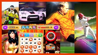 Screenshot 3 Большой Игра Бинго Блицкриг — Удачливый Играть Казино Игры