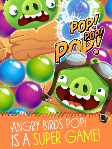 Angry Birds Stella POP! screenshot 7