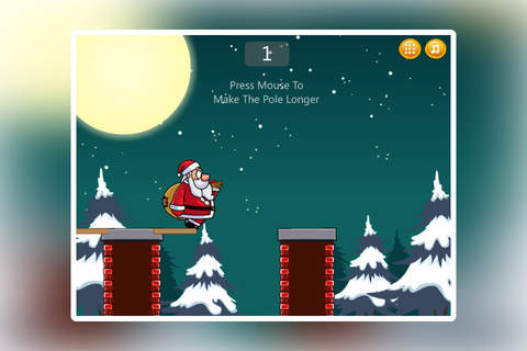 Santa Chimney Overcome screenshot 2
