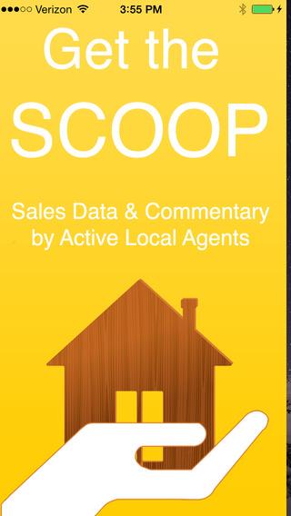 SCOOP Real Estate Agent Finder