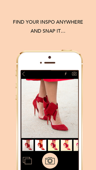 Inspo The Style Search App Create Fashion Trends With Your Selfie Or Streetstyle Pics Share