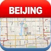 北京离线地图 – 城市 地铁 机场 [iOS]