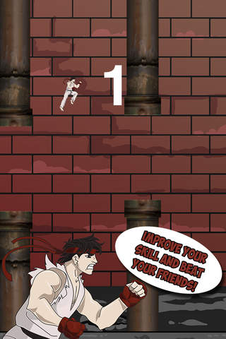 Flying Adventure - Street Fighter version screenshot 2