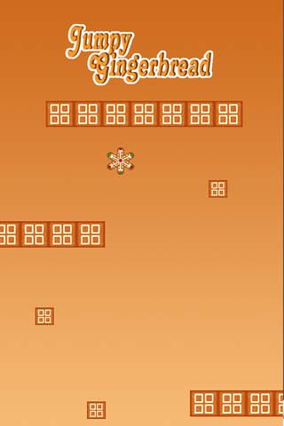 Jumpy Gingerbread - Make It Jump! screenshot 3