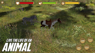 Horse Simulator - HD screenshot 1