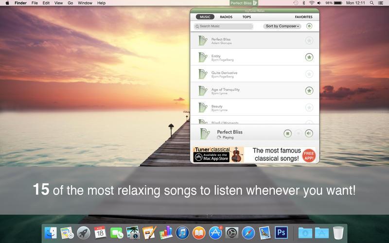 myTuner Relax Screenshot - 1