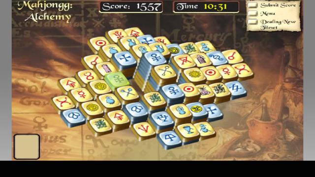 Mahjong Alchemy Puzzle Mania