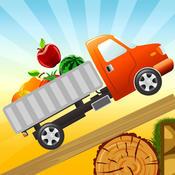 益智游戏 – 欢乐卡车:探险者 [iOS]