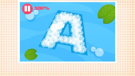Alphabet Writing For Kids