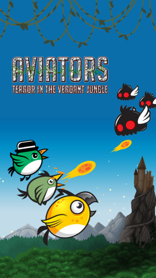 Aviators Terror - Birds Flying Through the Land of Monsters