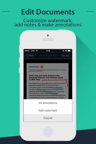 CamScanner +| PDF Document Scanner and OCR screenshot 2