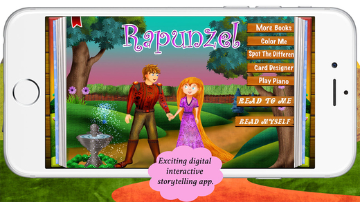 Rapunzel by Story Time for Kids