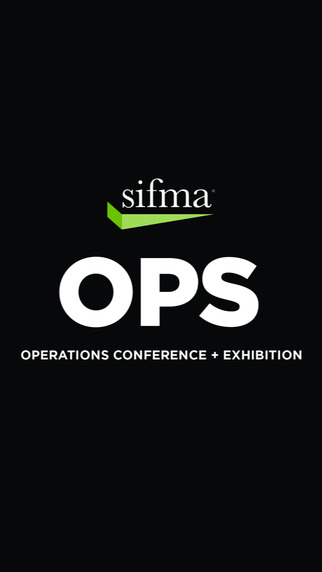 SIFMA Operations Conference Exhibition