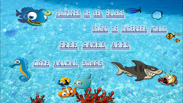 Undersea World - Discover The Ocean Life With Sea Friends