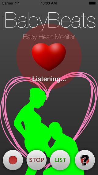 iBabyBeats - Baby Heart Monitor