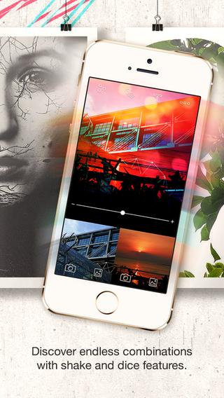 Diana Photo - 画中画图片特效应用[iOS]丨反斗限免