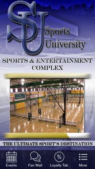 Sports University Complex