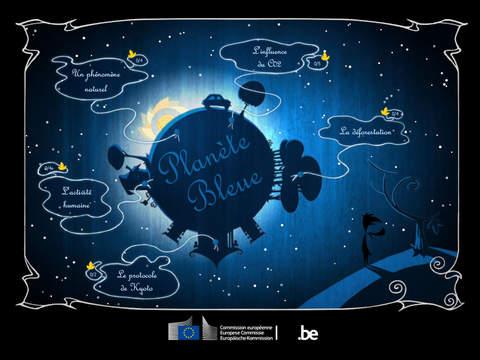 Planète Bleue en danger