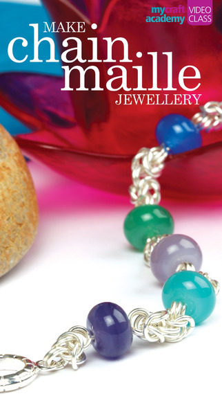 Make chainmaille jewellery