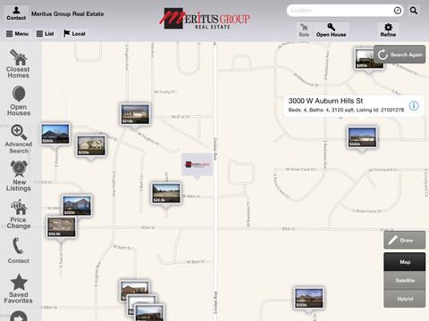 Meritus Group for iPad