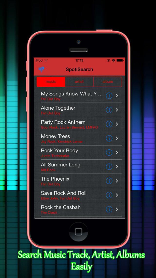 Free Music Pro Spotify screenshot 2