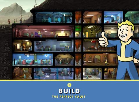 ipad Fallout Shelter Screenshot 2