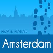 Amsterdam on Foot : Offline Map