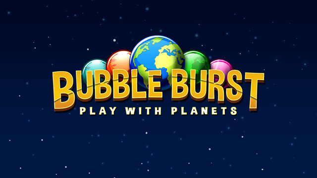 Bubble Burst - Play With Planets