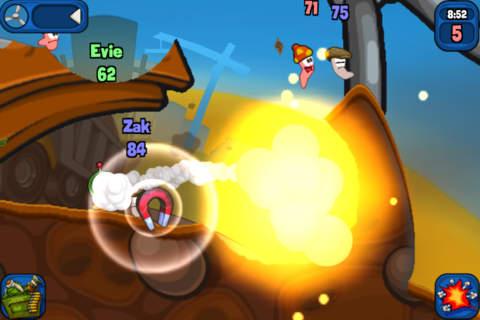 Screenshot 2 Worms 2: Armageddon