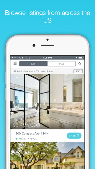 RealSavvy – Collaborate on Your Home Search with Your Agent Find Properties for Sale Nearby