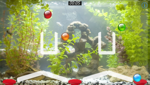 iWater Game Screenshots