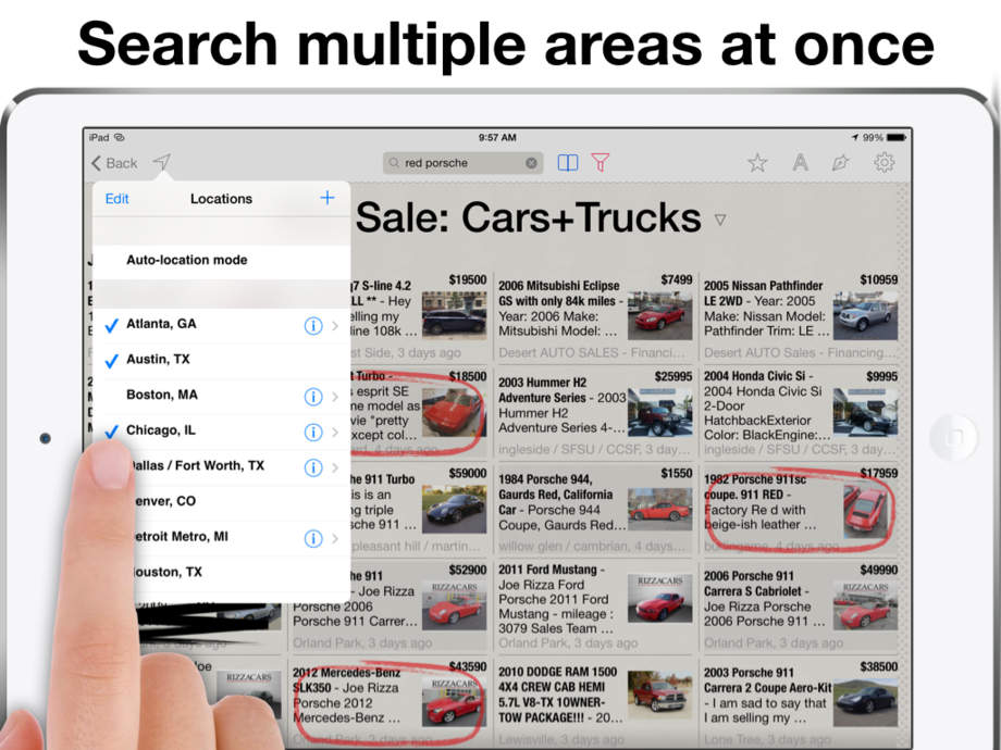 Daily, an app for craigslist for iPhone and iPad - Shopping, Cars, Dating, Jobs + Other Mobile Classifieds - iPhone Mobile Analytics and App Store Data