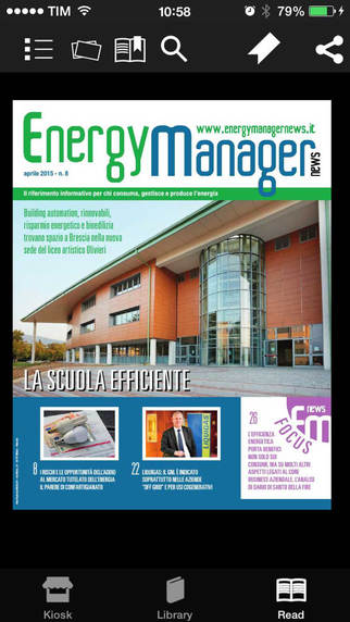 Energy Manager News