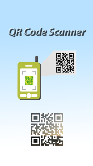 QR Code Scanner. for Scanning faster than your shadow