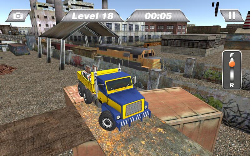 Industry Transporter 3D Screenshot - 4