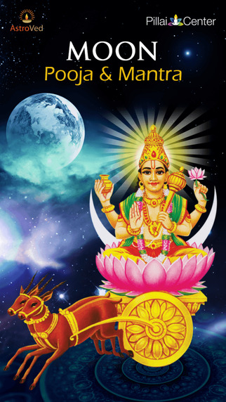 Moon Pooja and Mantra