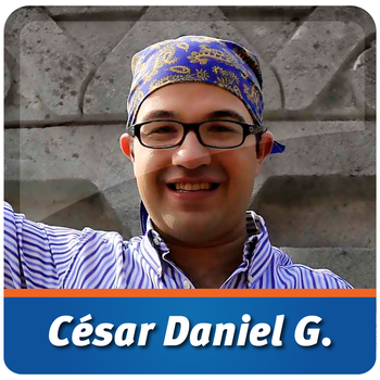 Dip. César Daniel González Madruga LOGO-APP點子