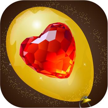 Jewel Pop Mania – Balloon Gem Blitz Paid 遊戲 App LOGO-硬是要APP